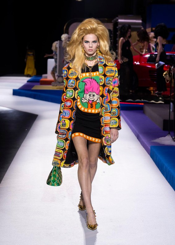 Jeremy Scott, Moschino