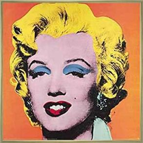 Andy Warhol Marilyn orange 1964